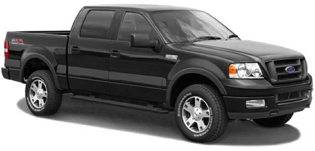 2005 Ford F150 Pickup Truck Black Cash For Cars San Diego