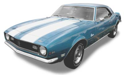 68 Camaro Cash For Cars San Diego